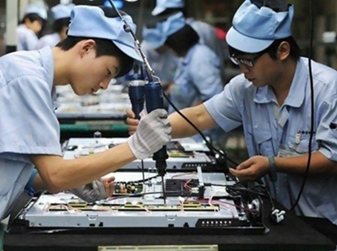 "Since China is starting to outsource manufacturing products to other countries, how will ""Made in China 2025"" hold up?"