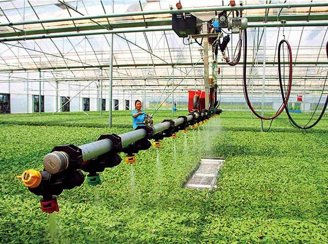 Technology in the Farming World and How it Helps Reach Customers