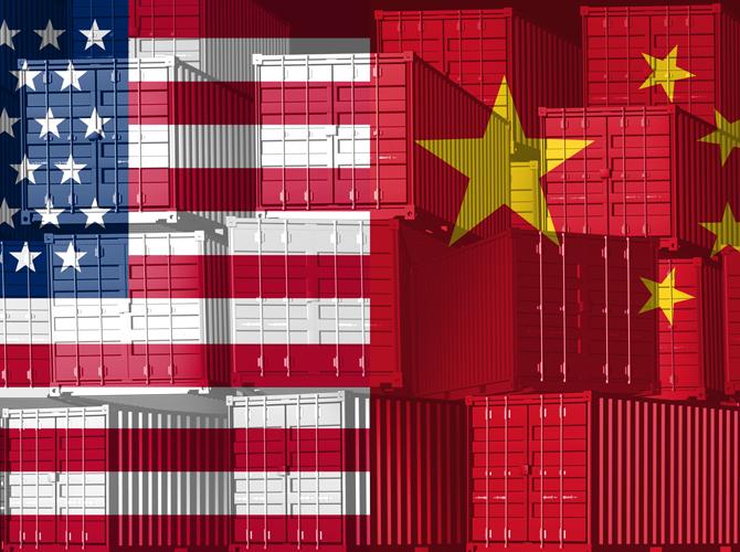 Trade war - China and USA