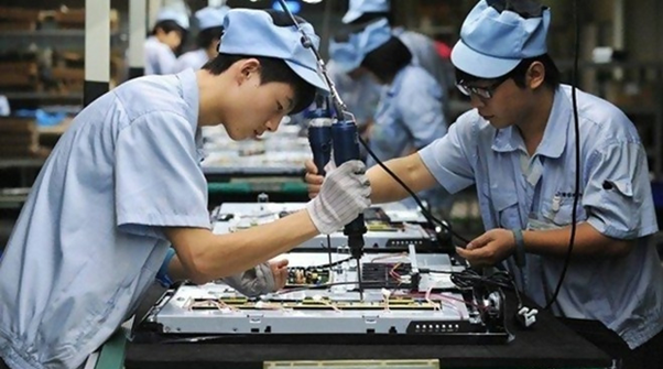 """Since China is starting to outsource manufacturing products to other countries, how will """"Made in China 2025"""" hold up?"""
